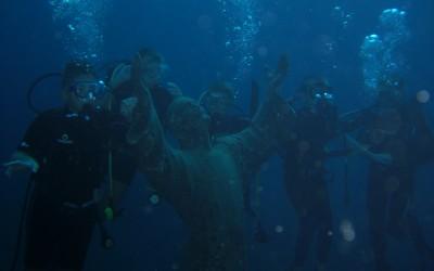 12 settembre 2015 – Immersione Mini Sub – Cristo degli Abissi